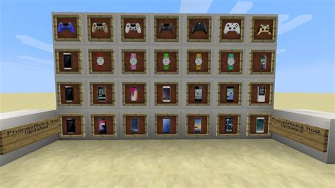 {Updated} Minecraft - Phones and Electronics Mod! (1