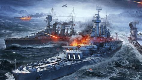 World of Warships introduces European Destroyers event in