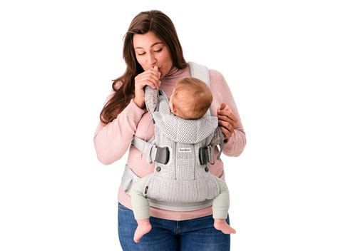 Baby Carrier One Air – in cool, airy mesh | BABYBJÖRN