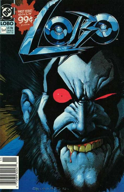 Lobo Explained: Who Is the DC Comics Character Michael Bay