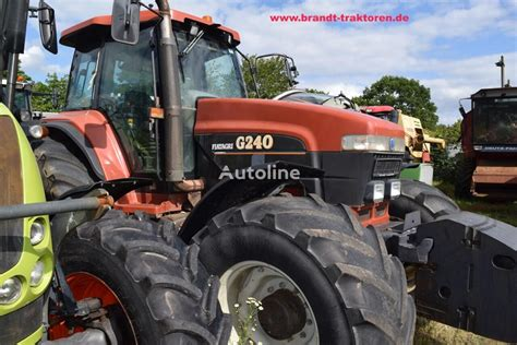 NEW HOLLAND G 240 wheel tractor for sale Germany Oyten
