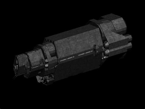 unsc halcyon cruiser image - X3 Covenant Conflict mod for