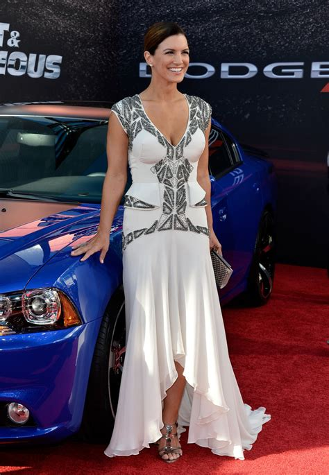 Gina Carano at The Fast and Furious 6 Los Angeles Premiere