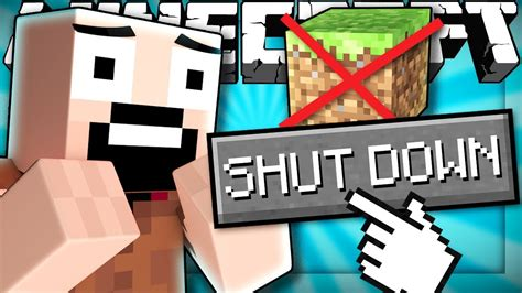 IF MINECRAFT was SHUTTING DOWN (Weird Comments #25) - YouTube
