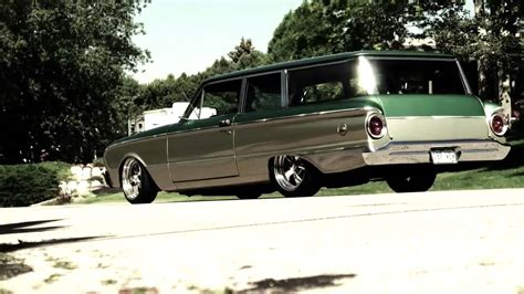63 Ford Falcon 2dr Station Wagon - YouTube
