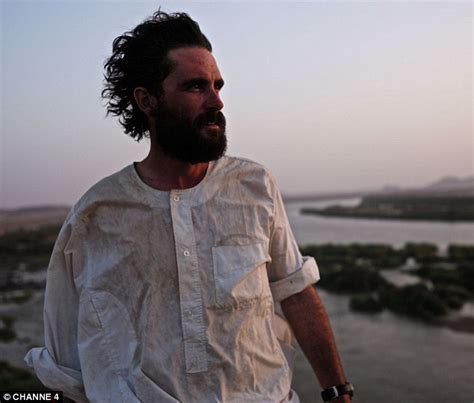 Adventurer Levison Wood is 'bewildered' by being called a