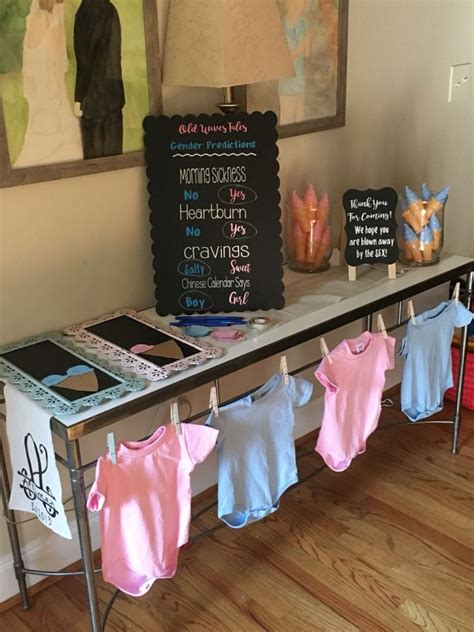 Gender Reveal Decorations To Inspire You - Tulamama
