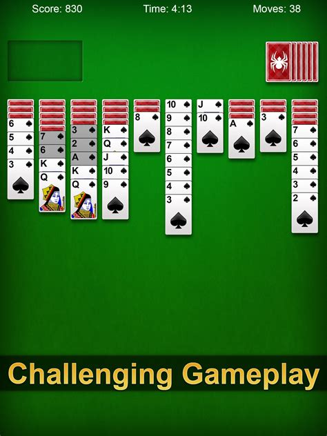 Solitaire by nerByte GmbH - mobilesolitaire