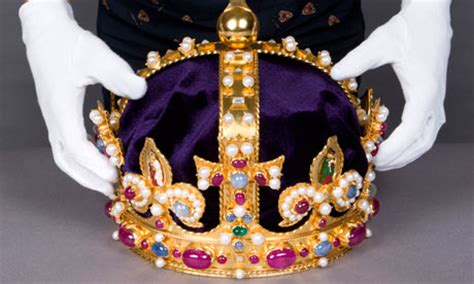 Henry VIII's lost crown recreated nearly 400 years on