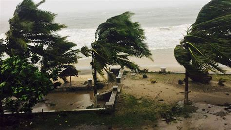 Madagascar Death Toll from Tropical Cyclone Enawo Climbs