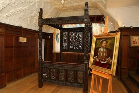 Henry VIII bed: Royal treasure dumped in Chester car park