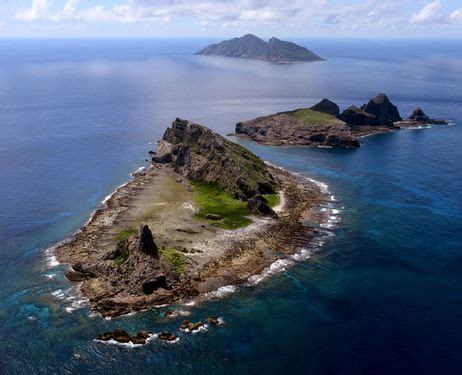 CHINA-JAPAN-US Chinese ships in the waters of the Senkaku