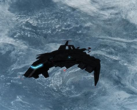 prowler in game image - X3 Covenant Conflict mod for X³