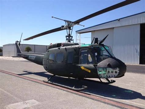 1964 BELL UH-1H Iroquois Helicopter for Sale at