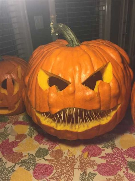 27 Great Pumpkin Carving Ideas | The Funny Beaver