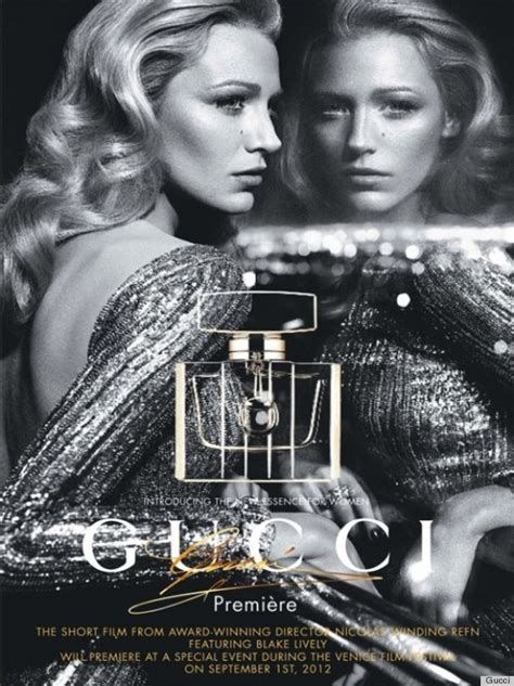 Blake Lively's Gucci Ad Looks Surprisingly Familiar