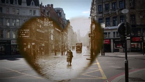 This Video Beautifully Blends Old And New London | Londonist