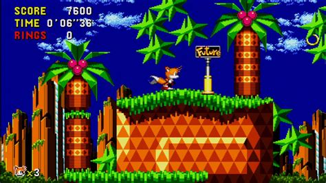Sonic CD (PS3 / PlayStation 3) Game Profile   News